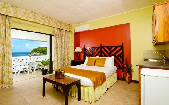 Kaz Kreol Beach Lodge Presidential Suite