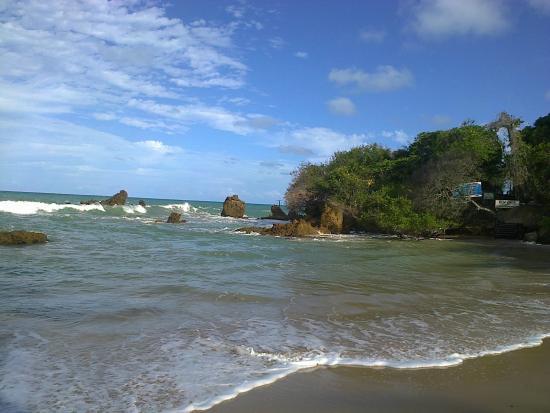 Foto de praia de tambaba conde praia de tambaba entrada for Paginas de nudismo