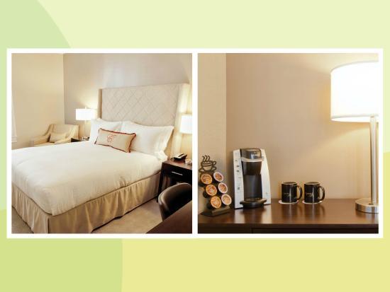 Cardinal Hotel: Deluxe Room