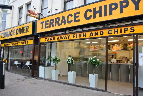 ‪Terrace Chippy & Diner‬