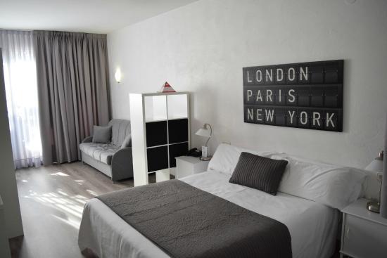 Atenea Calabria Apartaments: Bedroom