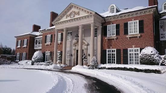 Glen Cove Mansion And Conference Center Entrée De L Hotel