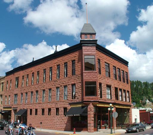 Martin Mason Hotel Deadwood South Dakota