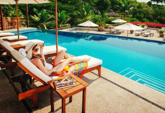 Grand Sirenis Matlali Hills Resort & Spa: Pool