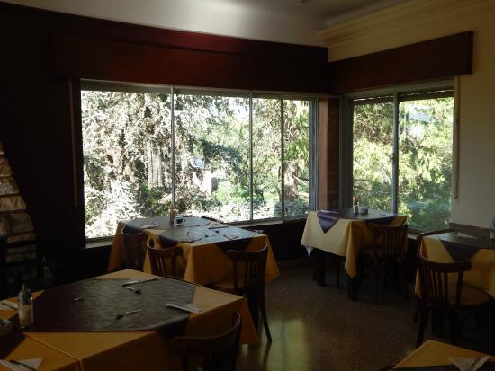 Las Terrazas Resort & Apart-Cabañas: Salón de desayuno