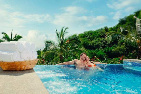 Grand Sirenis Matlali Hills Resort & Spa: Romantic