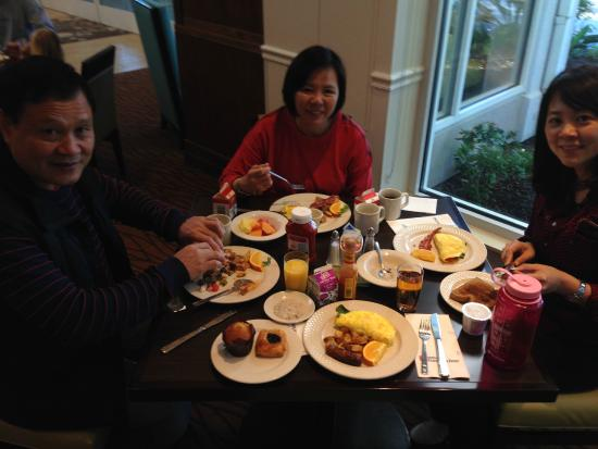 Perfect Hilton Garden Inn LAX/El Segundo: Breakfast At Hilton Garden Inn Nice Look