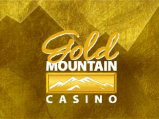 Ardmore, OK: Gold Mountain Casino Logo