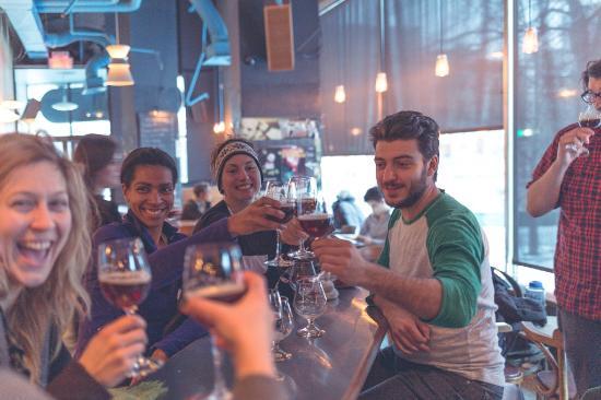 Visites des brasseries artisanales de Montréal