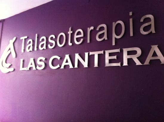 Talasoterapia Las Canteras