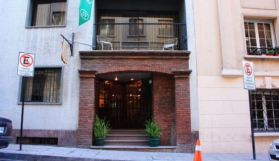 hotel carlton house santiago: