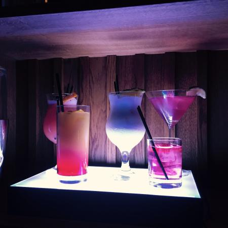 Oxford Witney Hotel: House Cocktails