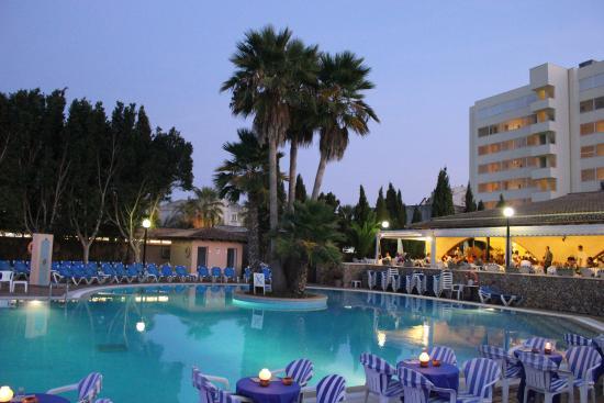 Mallorca Sa Coma Hotel Blau Mediterraneo Club