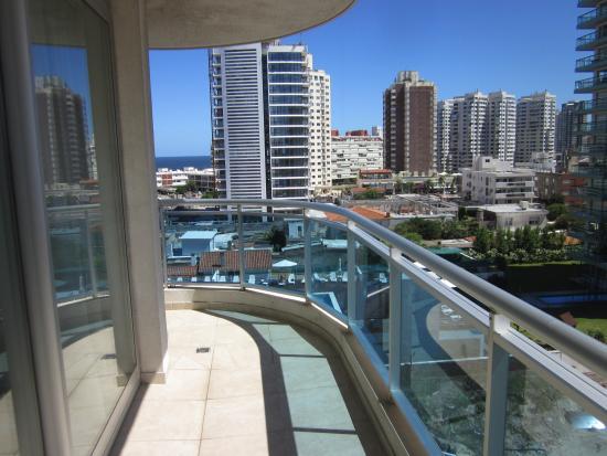 Sol y Luna Home & Spa : Vista balcon