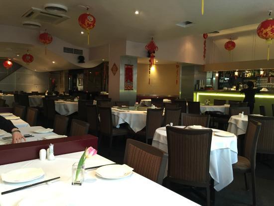 Mandarin Kitchen: The Dining Hall
