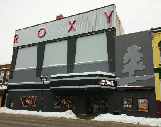 Owen Sound, Canada: Renewed face of the Roxy