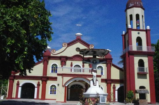 Asingan, Filippinene: Church