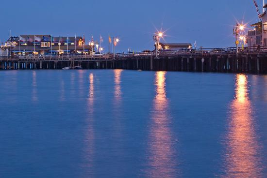 Santa Barbara Waterfront: Stearns Wharf