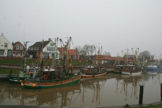 Greetsieler Hafen 3
