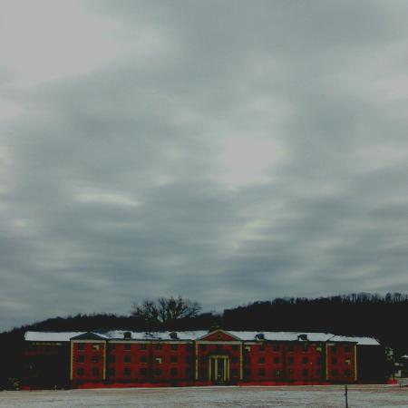 Tb Ward Haunted House Trans Allegheny Lunatic Asylum Weston Wv