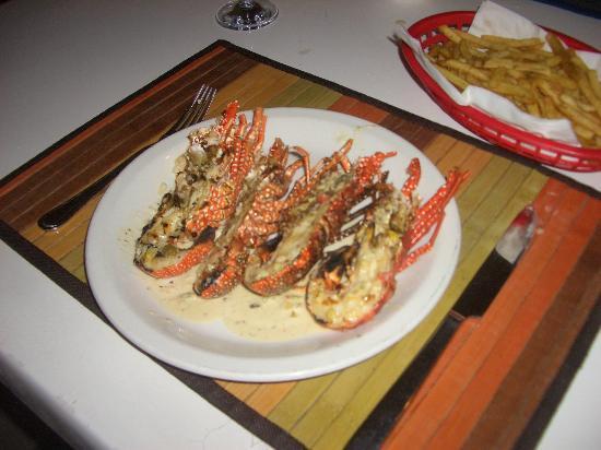On Da Rocks: Crayfish - Two Crayfish - $5.00 ea