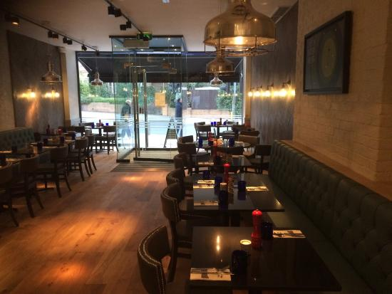 Front Picture Of Pizza Express Sutton Coldfield Tripadvisor