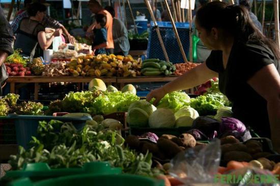 Feria Verde de Aranjuez: Love real food!