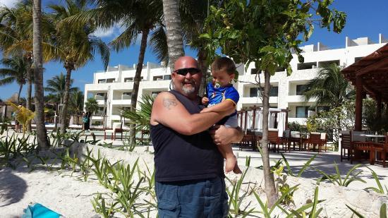 Me and my Little Italian  Buddy