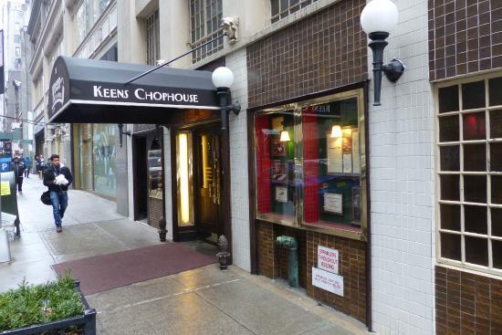 Keens Steakhouse: Keen's Restaurants in NYC