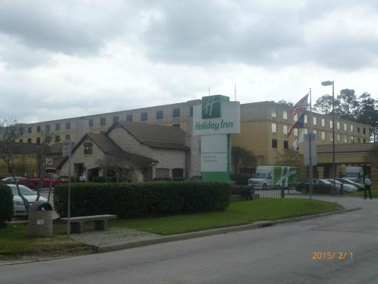 Holiday Inn Houston Intercontinental Airport: Hotel