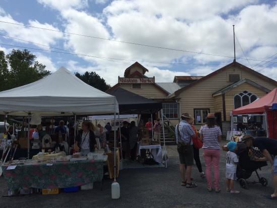 Matakana Village: Matakana farmers market