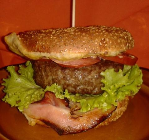 Birreria Pisani: ciccio hamburger