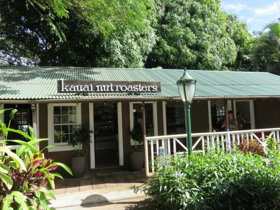 Kauai Nut Roasters: located in Ching Young Village