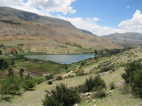 Junín, Perú: Laguna Ñahuinpuquio