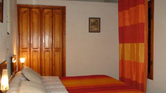 Riad Arambys: chambre