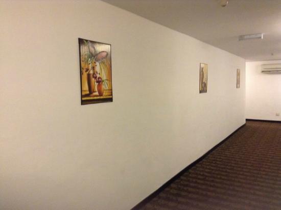 Citin Hotel Langkawi: ทางเดิน
