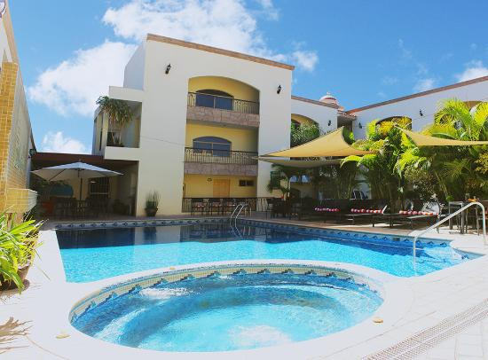 Hotel Monterreal: Alberca HM