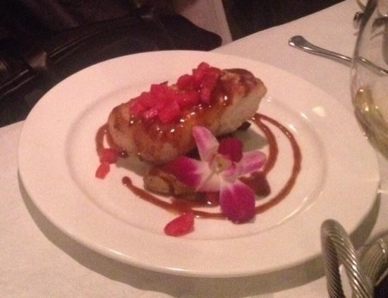 Verdi's An American Bistro: Chilean Sea Bass ... Delicious!!