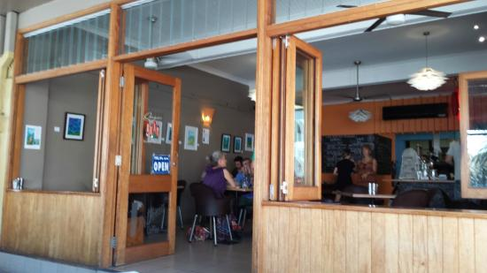 Sugar Beat Bakehouse & Coffee Shop: Interior of Sugar Beat Cafe