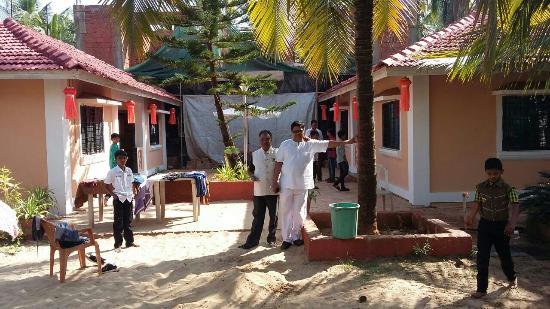 Sai Gajanan Beach Resort
