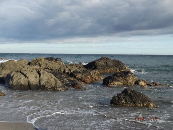 Agua Vista : Montezuma beach