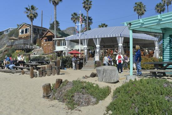 Crystal Cove State Park Restaurant