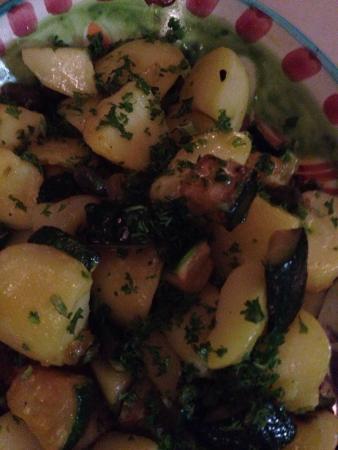 Donna Sofia : Patate e verdure