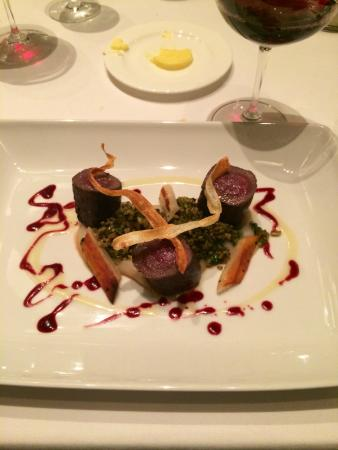Chefs Club by Food & Wine: Venison Loin
