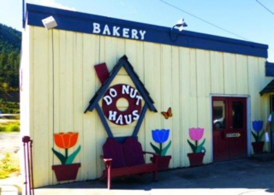 Donut Haus in Estes Park