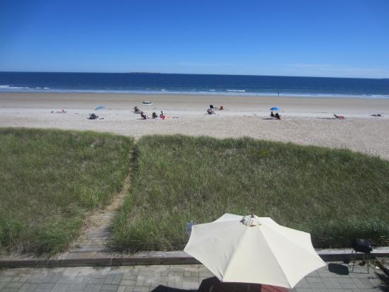 Beach Walk Oceanfront Inn The View