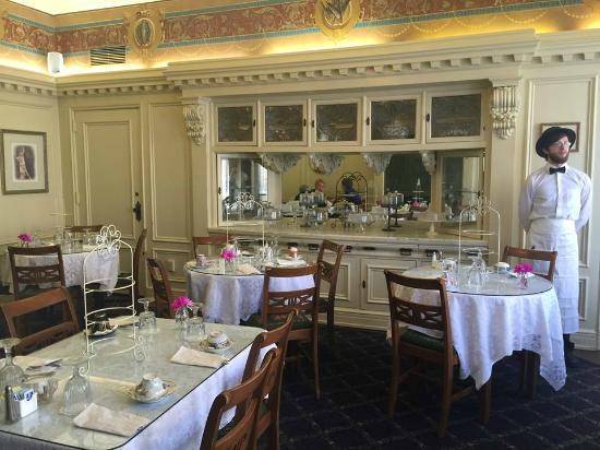 The Propylaeum Tea Room
