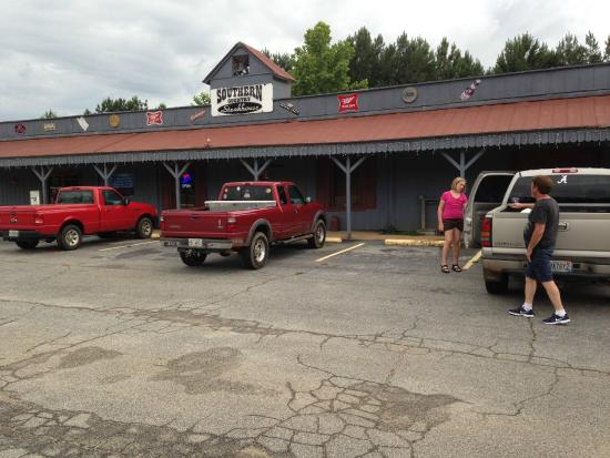 Southern Country Steakhouse An: Merle's Last Stand