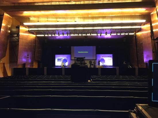 Palacio Euskalduna de Congresos y de la Música (Euskalduna Jauregia): Sala a1