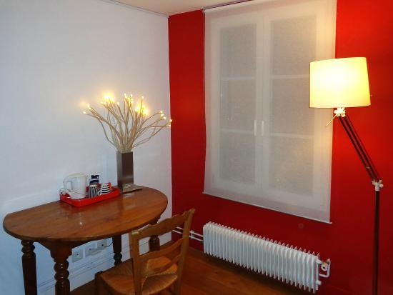Couleurs Paris: camera rossa